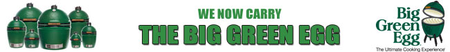 Big Green Egg Now Available