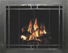 Columbia Fireplace Doors