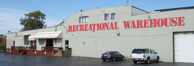 Recreational Warehouse