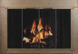 Trenton Fireplace Doors