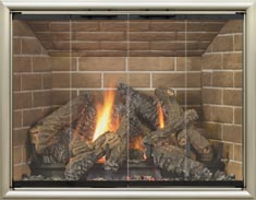 Coronado Fireplace Doors