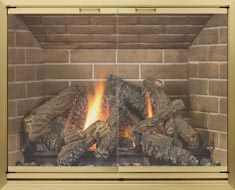 Huntington Fireplace Doors