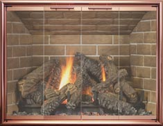 Stockton Fireplace Doors
