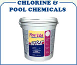 Chlorine & Pool Chemicals