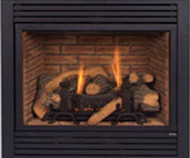 Vented Gas Fireplaces Only