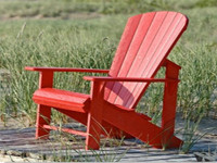 Resin Adirondack Chairs and Rockers