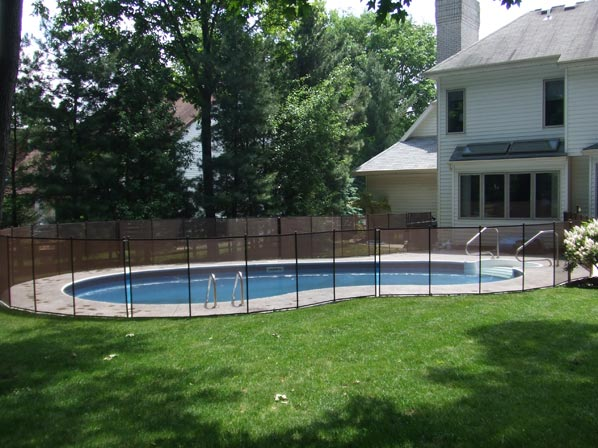 Inground Pool Safety Fences Inground Pool Fence
