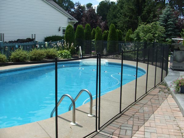 Inground Pool Safety Fences