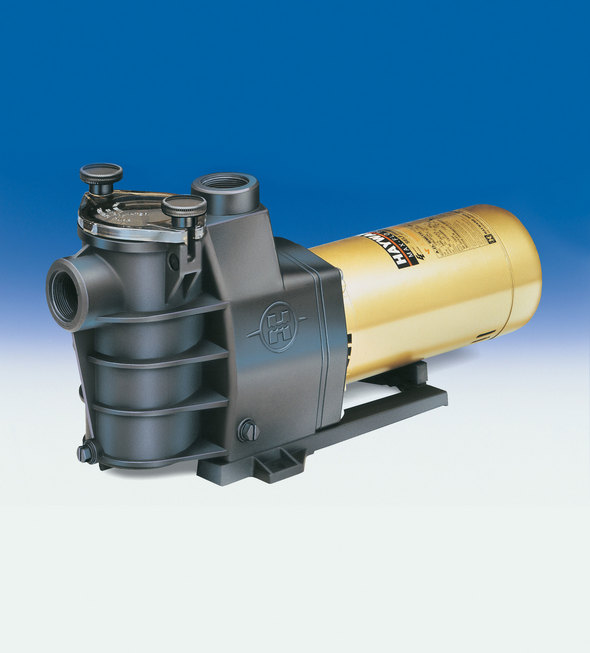 Pool pumps hayward 1 hp maxflo inground pool pump - Hayward swimming pool ...