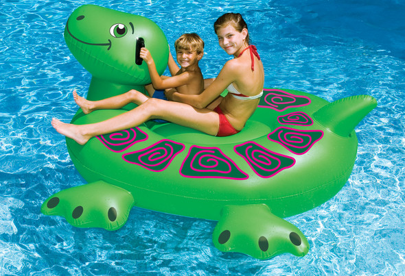 Giant Turtle Ride-On