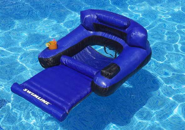 Pool Recreation Floating Lounge Chairs Ultimate Floating Lounger