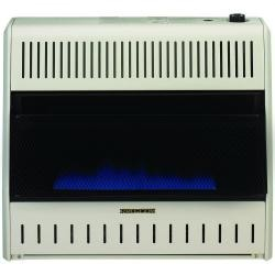 Ventless Blue Flame Gas Space Heaters Gt Procom Large