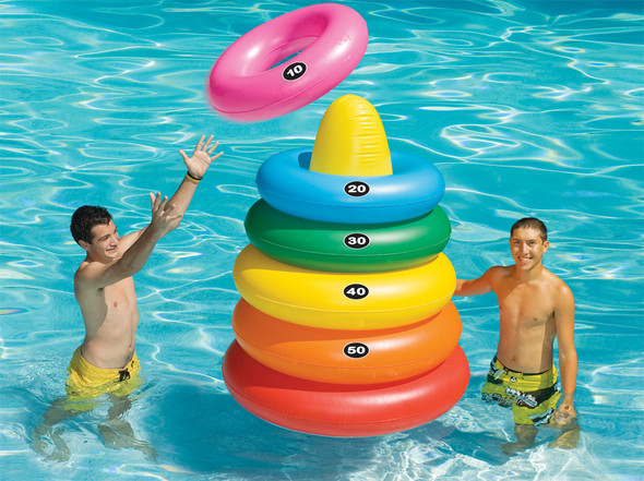 Inflatable Ring Pool Chemicals