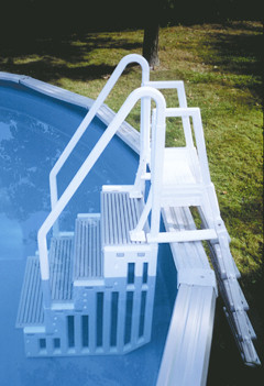 Pool Ladders And Entry Systems Gt Confer Entry System