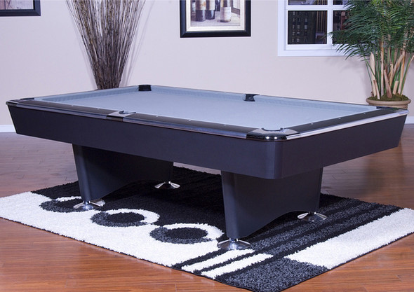 Omega Pool Table (Billiard Table), 8 Foot Only