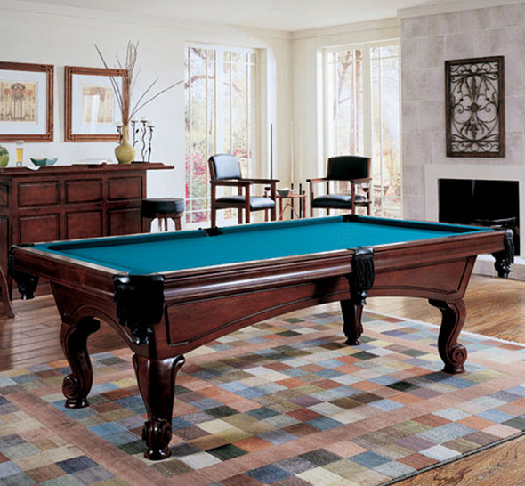 Eclipse Pool Table (Billiard Table),  7 or 8-foot