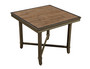 "Franklin 24"" Square End Table"