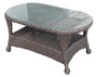 Richmond Coffee Table with Glass