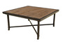 "Franklin 42"" Square Coffee Table"