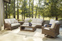 Paradise Trail 3 Piece Sofa Seating Group