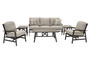 Glenwood 3 Piece Sofa Deep Seating Set