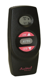 Ambient Technologies Thermostat On/Off Remote Control