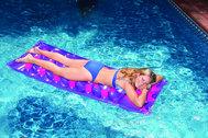 18 Pocket Inflatable Air Mattress