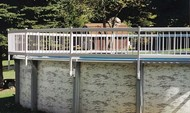 Pool Fencing - Add-On Kit C - 2 Sections