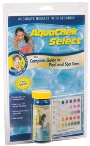 Deluxe Swimming Pool & Spa Chlorine Test Strips