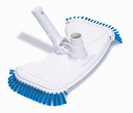 Butterfly Weighted Vacuum Head with Side Brushes