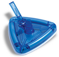 Clear Triangular Weighted Vacuum Head