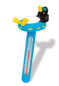 Soft Top Penguin Thermometer