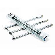 Stainless Steel Burner Tube Set - 3 Burner System (2002 and newer)