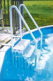 confer step - Above Ground Pool Steps For Decks