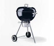 Weber 22-Inch Original Kettle Premium Charcoal Grill