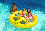 Peace Float Island Lounger