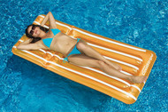 Cool Stripe Lounger