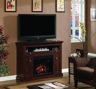Classic Flame Windsor Dual Use Home Theater Electric Fireplace Package