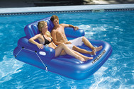KickBack Double Adjustable Lounger