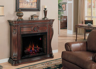 Classic Flame Lexington Electric Fireplace Package