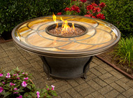 Cirrus Gas Burning Fire Pit