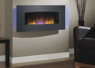 Classic Flame Transcendence Wall Mount Electric Heater