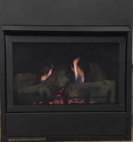 Monessen Symphony (Traditional) 24 Vent Free Gas Fireplace - Remote Ready - Natural Gas or Propane