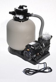 Hydrotools #71405 Above Ground Pool Sand Filter with 1/2 HP Pump