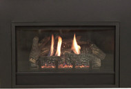 White Mountain Traditional Medium Direct Vent Gas Insert - Remote Ready - Natural Gas Only