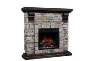 Classic Flame Pioneer Electric Fireplace Package