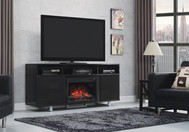 Classic Flame Enterprise Home Theater Electric Fireplace Package