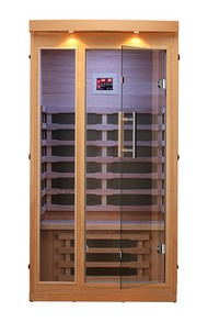 1-2 Person Infrared Sauna