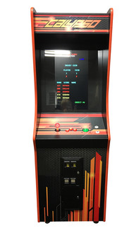 G-Cabs Calypso Upright Video Game