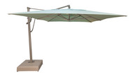 10 Ft. x 13 Ft. Rectangle AKZ PLUS Cantilever Umbrella